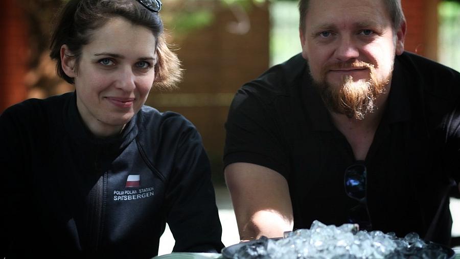 Kierunek: Antarktyka! Wywiad z Dagmarą Bożek-Andryszczak