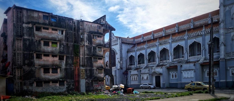 Miasto Colon w Panamie (c) 2b3.in