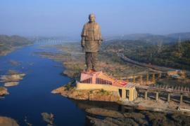 Statua Jedności (c) Twitter / PMofIndia