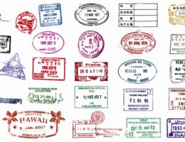 Stemple paszportowe (c) 2b3.in