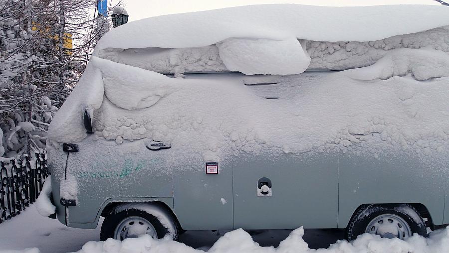 Minus 42? Kwestia przyzwyczajenia. Reportaż z północnej Syberii (zimą)